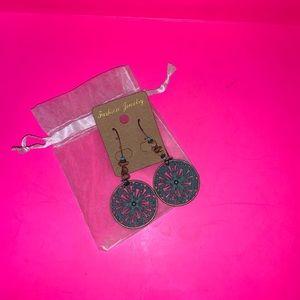 ⭐️LAST CHANCE⭐️   Handmade Boho Dangle Earrings